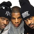 Naughty by Nature Coming to SA for 25th Anniversary