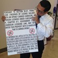 State Rep. Diego Bernal Has Signs for Businesses That Want to Prohibit Open Carry