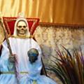 Searching for Santa Muerte in SA