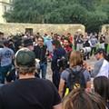 Alamo Whizzer Ozzy Osbourne Gets Hero's Welcome at Alamo