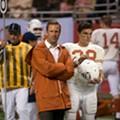Actor Aaron Eckhart on 'My All-American,' Texas Football, Tim Duncan