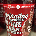 Matt Bonner on the Wrapper of Big Red Bottles Is a Match Made in Heaven