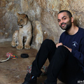 Blessed Lion Cubs Christened By Tony Parker