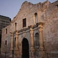 Check out This Cool Drone Footage of Alamo Plaza
