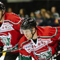 Ugly Sweaters Invade Rampage Game Tonight