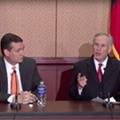 Team Xenophobia: Cruz, Abbott Unite Against Refugees