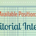 We're Looking for Editorial Interns!