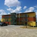 San Antonio Developer Completes Shipping Container Apartment Complex in Eagle Ford Shale