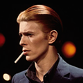 Friday is David Bowie's Birthday, Party Here