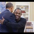 Kendrick Lamar Visits the White House