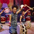 Arts San Antonio Presents Yamato Drummers of Japan