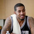 Spurs Forward LaMarcus Aldridge Named to Western Conference All-Star Team