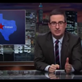 Watch: John Oliver Takes On Texas Republicans Robert Morrow and Mary Lou Bruner