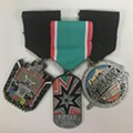 Check Out the 2016 Spurs, Stars and Rampage Fiesta Medals