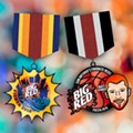 There's Only 250 of These Big Red Fiesta Medals