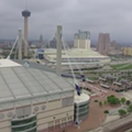 Watch: 4 Drone Videos Show San Antonio From a Bird's-eye View