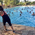 Can You Sweat Underwater? … and other questions for Aqua Zumba instructor Christine Agustin