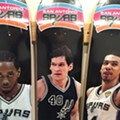 We're in Love with These Spurs Skateboard Decks