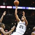 6 Stunning Moments From Tim Duncan's Career