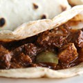 Discovering the Puerco Chile Colorado Taco at Chile Tomate y Cebolla