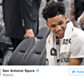 Dejounte Murray Takes the Reins