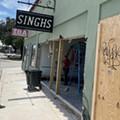 Car smashes into Singhs Vietnamese on San Antonio's St. Mary's Strip overnight