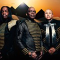 Awww Freak Out! Earth, Wind & Fire Are Coming to San Antonio With Chic Featuring Nile Rodgers