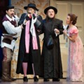 Terrific Singing, Snoring and Floral Flourishes in Opera San Antonio's 'Barber of Seville'