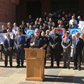 Bexar County's Top Officials Ask Gov. Abbott to Veto Sanctuary Cities Bill