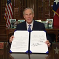 Gov. Abbott Gleefully Signs 'Show Me Your Papers' Bill Into Law
