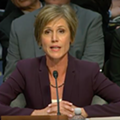 Sally Yates Wipes the Floor With Senators Cruz and Cornyn