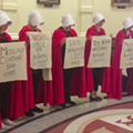 <i>Handmaid's Tale</i> Author Calls Texas' Abortion Restrictions a Form of 'Slavery'