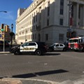 Police Detonate 'Suspicious' Package Outside Federal Building Downtown