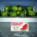 Bring Your Inner Seed-Spitter to Luling's Wonderfully Quirky Watermelon Thump
