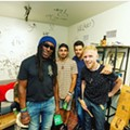 Dave Matthews Band's Boyd Tinsley Stops in SA with Crystal Garden