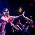 Selena Tribute Band Bidi Bidi Banda Lay Down the Live Soundtrack for Second Thursday at the McNay