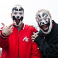 It's Officially Spooky Season: Friday, October 13, the Insane Clown Posse Is Coming to Town