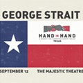 George Strait, Robert Earl Keen, Miranda Lambert and More to Play Benefit for Hurricane Harvey Relief