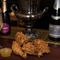 Downstairs at Esquire Is Classing Up Tuesdays with Champagne and Chicken