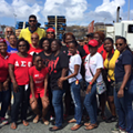 Tim Duncan in U.S. Virgin Islands for Hurricane Irma Relief
