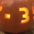 Who Made This Terrifying Pumpkin?