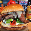 Walk-On's Bistreaux & Bar Gets Into Holiday Spirit with Blitzen Burger