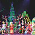 Christmas Comes to Life with Tobin Center's Holidaze
