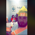 This Guy Went All Out to Celebrate 100 Visits to Whataburger