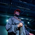 Rapper Big Boi Brought the Heat to Paper Tiger