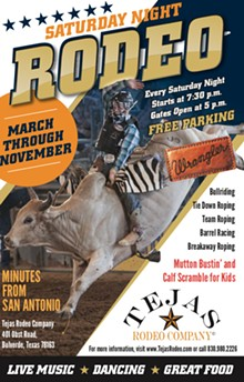 Uploaded by Tejas Rodeo Company