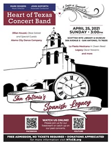 HTxCB Free Concert April 25, 2021 - Uploaded by Heart of Texas Concert Band