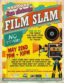 SA Film Slam - Uploaded by MAguilar92