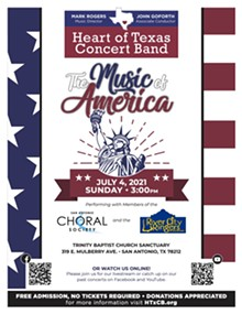 July 4th Heart of Texas Concert Band Concert - Uploaded by Heart of Texas Concert Band
