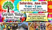 Garden Ridge Market Days - Uploaded by Kim Charette-Wood